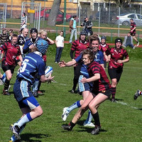 Rugby by den Lugi Rugby Lions
